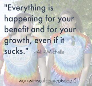 Ali Michelle Quote Image