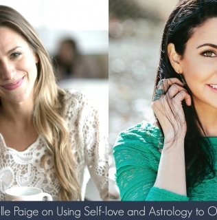 Episode 22- Danielle Paige on Using Self-love and Astrology to Own All of Yourself