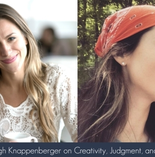 Episode 8- Megh Knappenberger on Creativity, Judgment, and Being a Weirdo